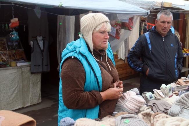 מתיישבים רוסיים ברפובליקת אלטאי. צילום: גילי חסקין