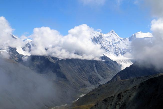 Karatiurek מעבר ההרים בגובה 3060 מ'. ציום: גילי חסקין