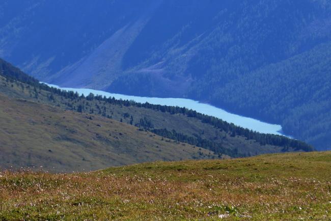 אגם קוצ'רלה: צילום: גילי חסיקן