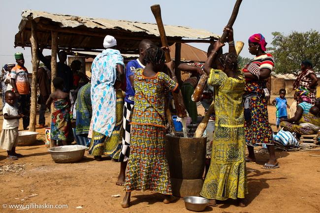 טיול למערב אפריקה