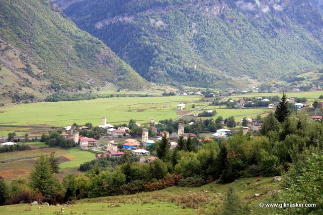 אזור סוונטי בגאורגיה