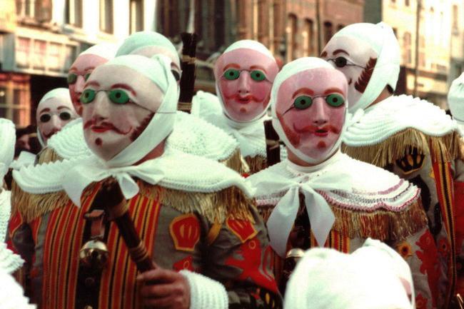 מצעד הז'ילים בבינץ'. באדיבות Wikipedia