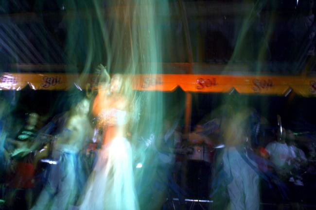מסיבת קרנבל בפורטו אלגרה, ברזיל. צילום: גילי חסקין