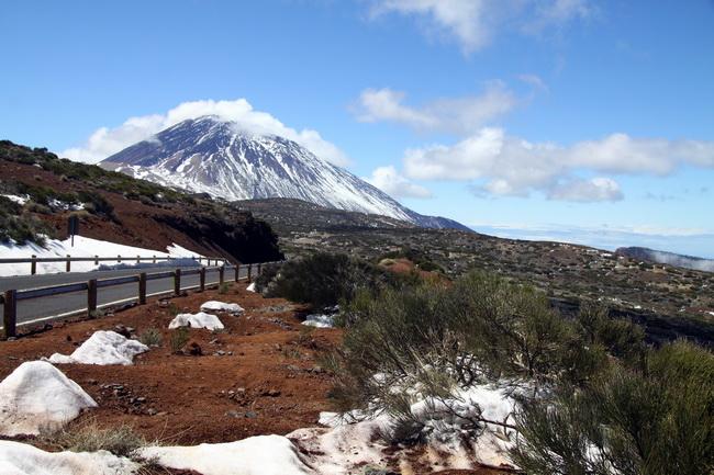הר הגעש טיידה בטנריף. צילום: גילי חסקין