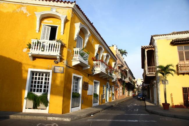 טיול לקולומביה - קרטחנה