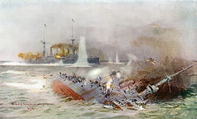 מלחמת פוקלנד הראשונה