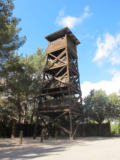 המגדל של חניתה
