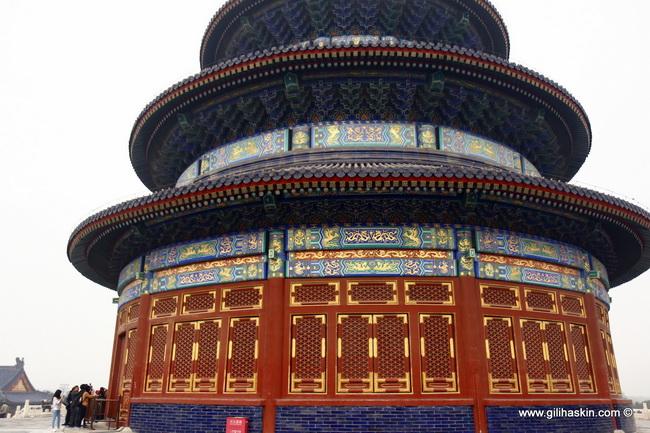 מקדש השמים בבייג'ין. צילום: גילי חסקין