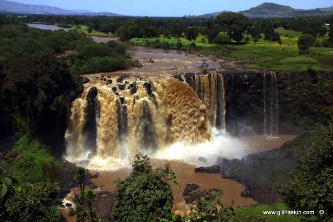 טיול לאתיופיה - הנילוס