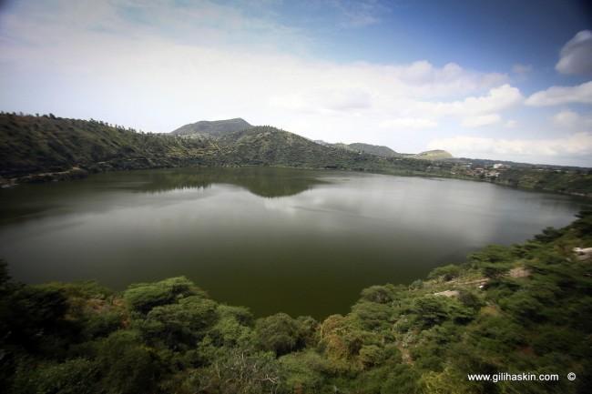 טיול לאתיופיה - אגם בישופטו