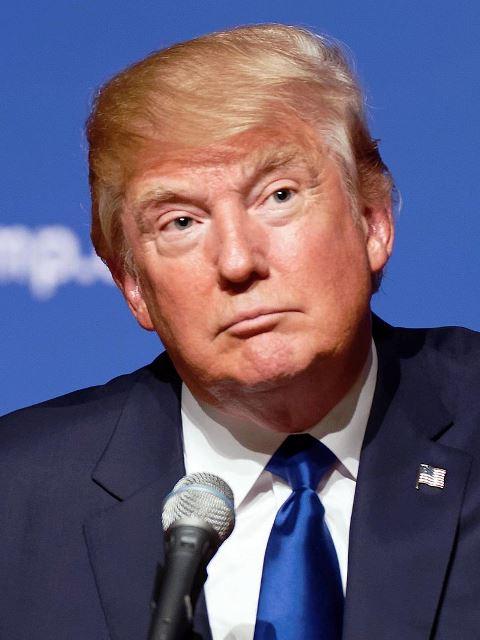 דונאלד טראמפ, הנישא הבא של ארצות הברית