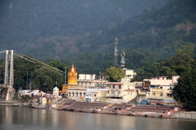 טיול להודו - רישיקש