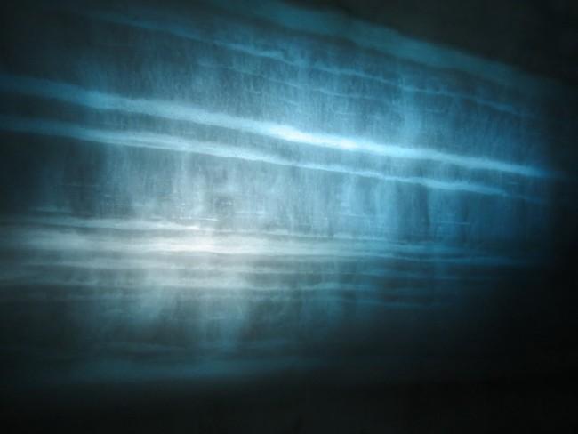 טיול לתוך הקרחון
