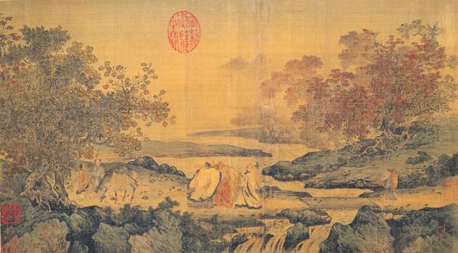 Huxisanxiaotu הדת המשולשת