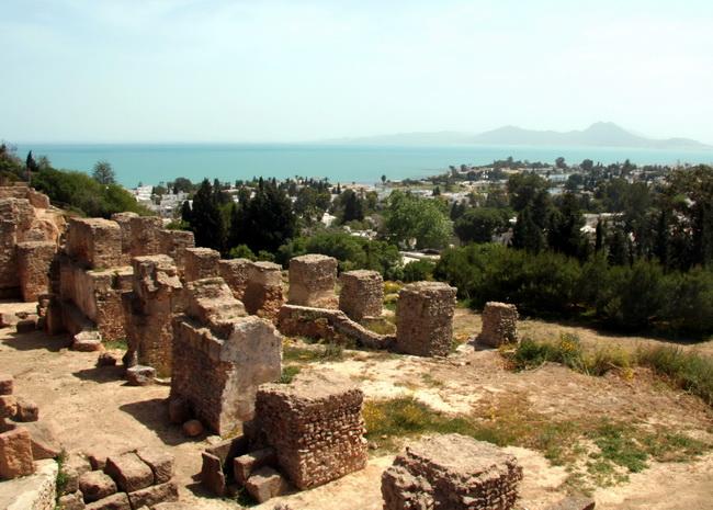 קרת חדשת (קרתגו), תוניסיה. צילום: גילי חסקין
