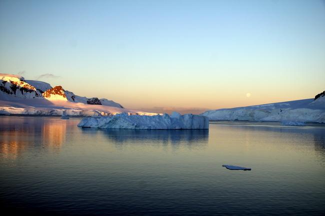 שיט לאנטארקטיקה