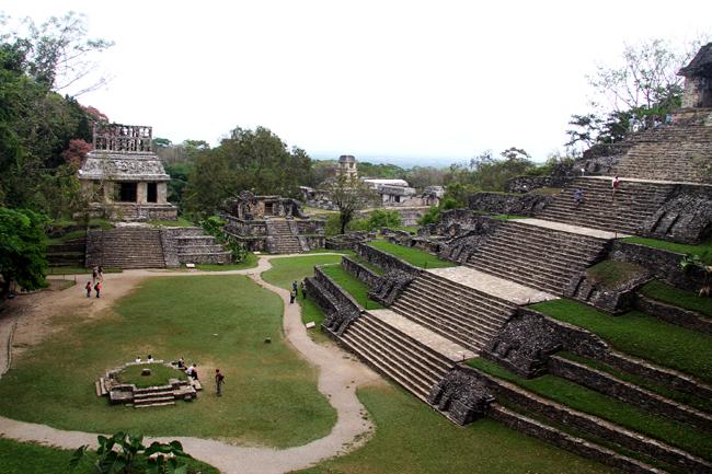 טיול למקסיקו - פלנקה