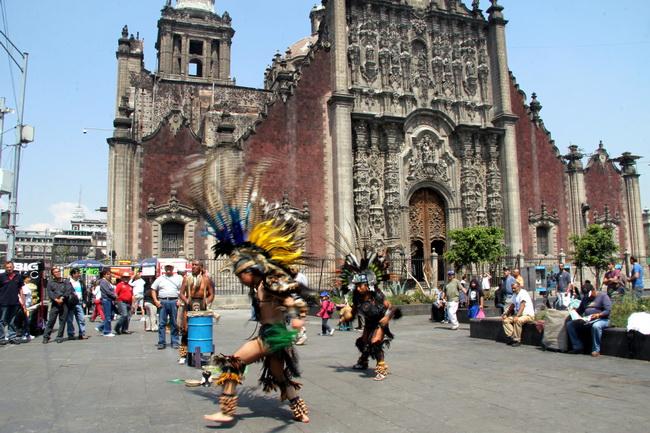 טיול למכסיקו