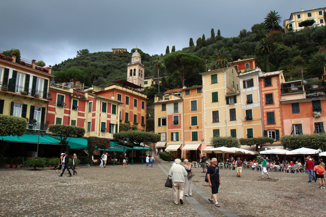 טיול באיטליה - פורטופינו