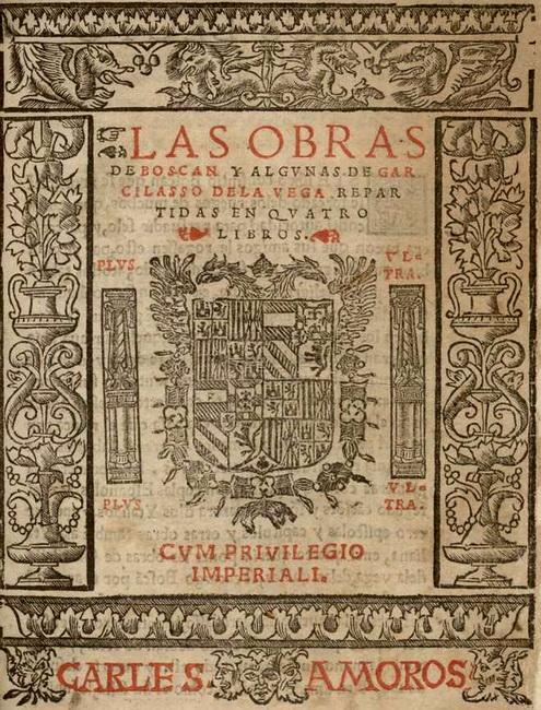 כתבי גראסילסו דה לה ווגה