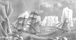 ספינתו של ג'יימס וודל