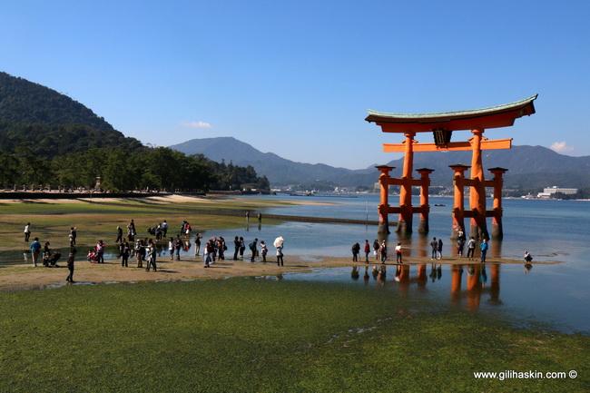 טיול ליפן - מיאג'ימה