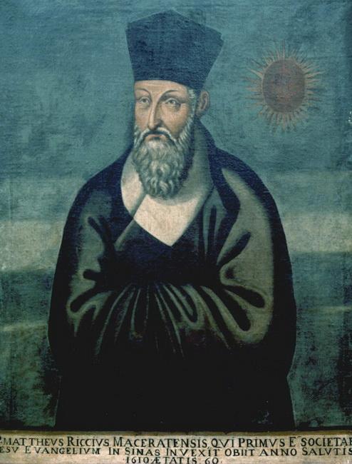 האב מתיאו ריצ'י