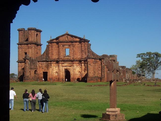 מנזר ישועי בפרגווי