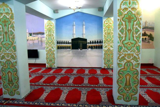 מסגד בקזאן. צילם: גילי חסקין