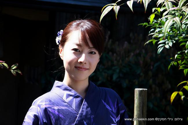 טיול ליפן - גיישה