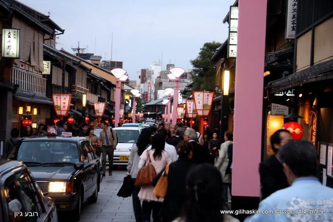 טיול ביפן - גיון