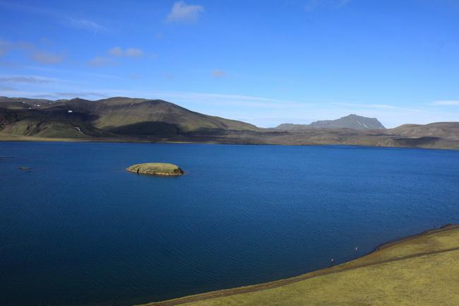 טיול באיסלנד - לנדמנלאוגר