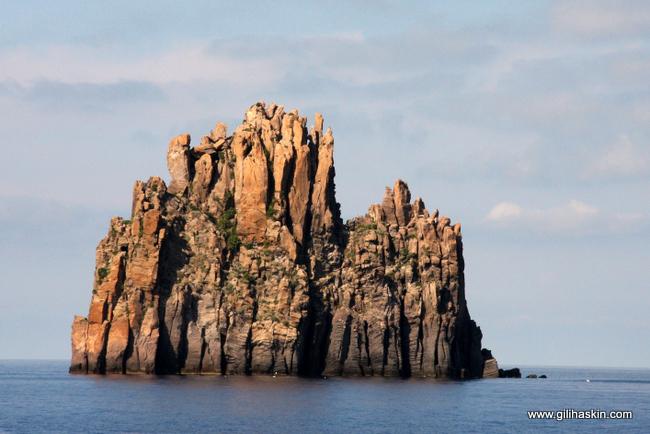 האיים הליפאריים. צילום גילי חסקין