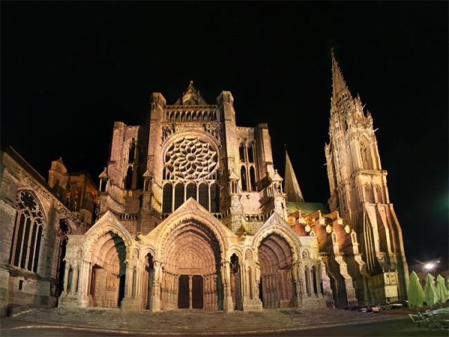 הקתדרלה בשארטר