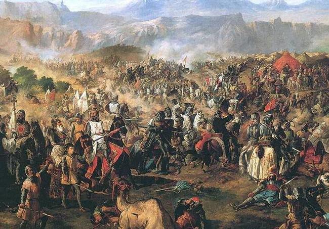 קרב לאס נאוואס דה טולוסה