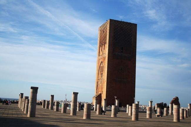 המסגד המווחדוני ברבט, עיר הניצחון. צילום: גילי חסקין