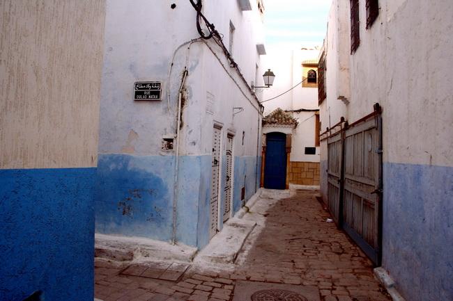 הקסבה של האודייה, רבאט. צילום: גילי חסקין