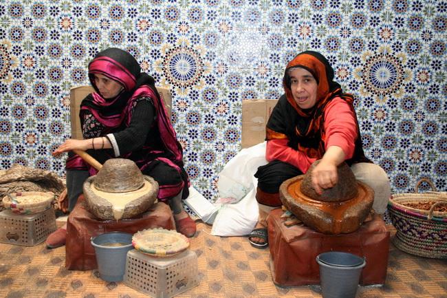 ברברים מוסלמים במרוקו. צילום: גילי חסקין