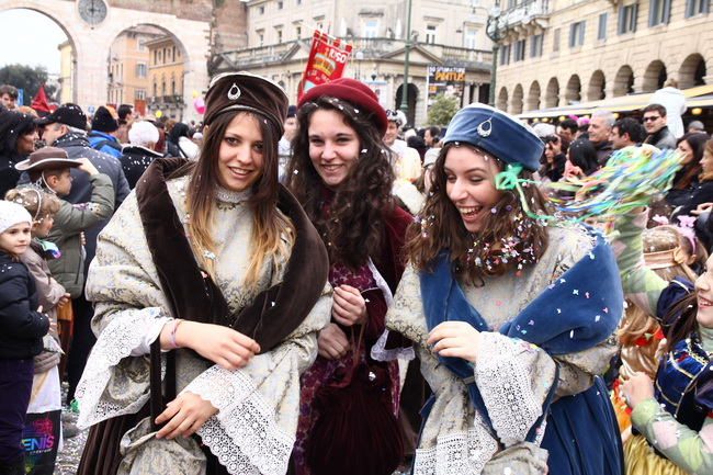 קרנבל באיטליה - ורונה