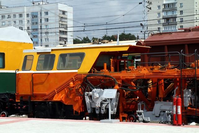 קרון ישן. במוזיאוןה רכבותה קטור שבנובוסיבירסק. צילם: גילי חסקין