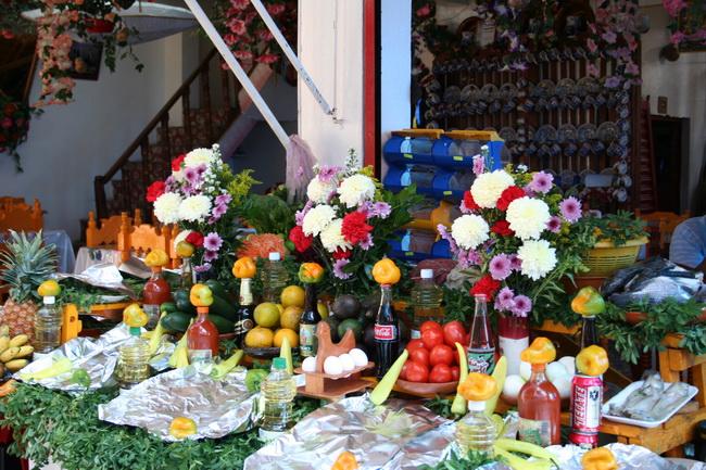 טיול למקסיקו - יום המתים
