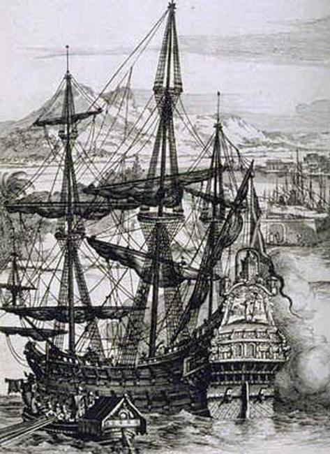ספינות ספרדיות