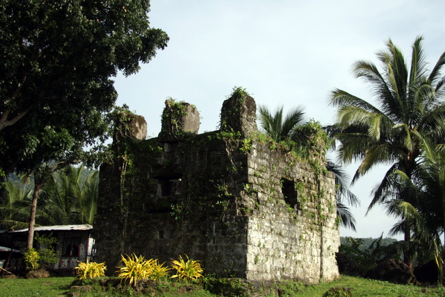 מבצר ספרדי מהתקופה הקולוניאלית. צילום: גילי חסקין