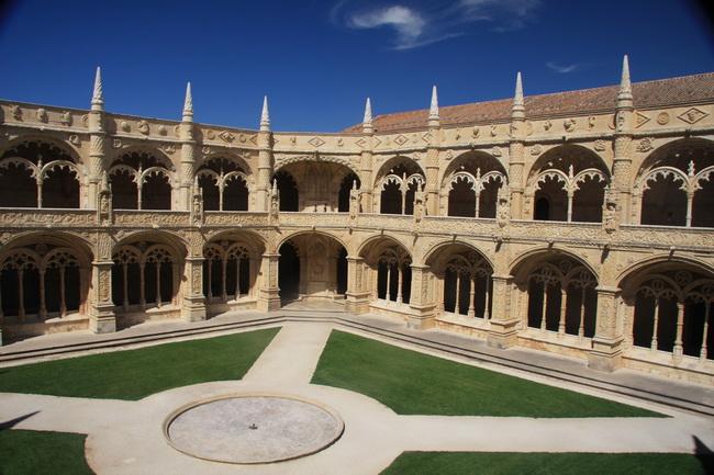 מנזר בטליה. צילום: גילי חסקין