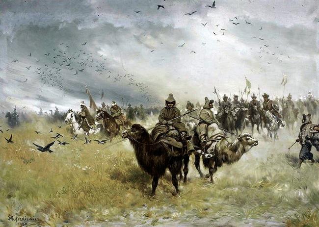 המלחמה נגד הטטרים