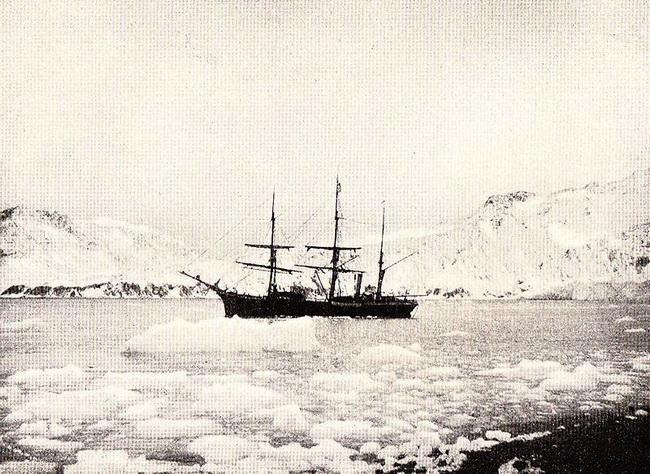"""ה""""אנטארקטיקה"""""""