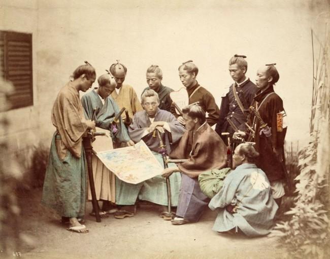 הסמוראים במרד תצומה