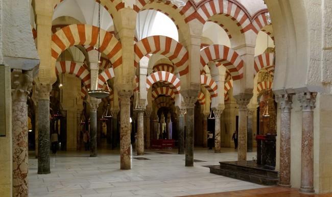 המסגד הגדול בקורדובה. באדיבות Wikipedia