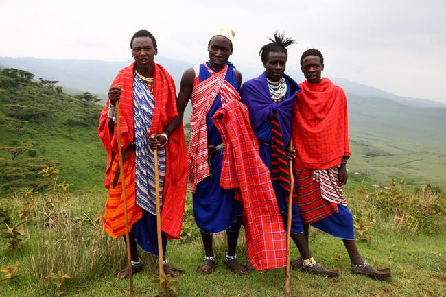טיול לטנזניה - מסאים. צילום: גילי חסקין; פברואר 2013
