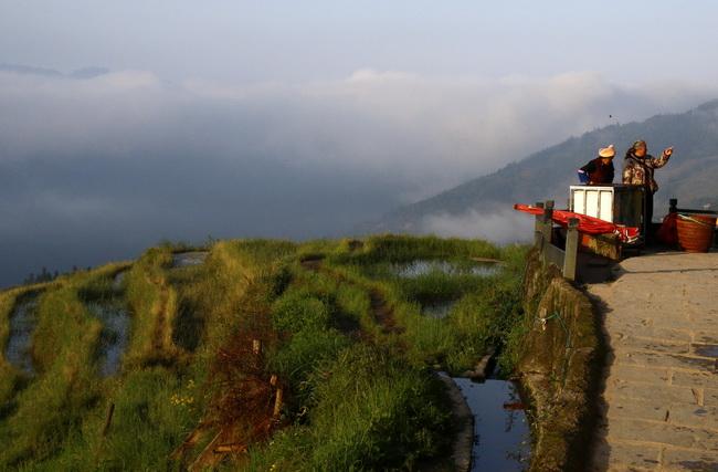 טיול לסין לונגשאן